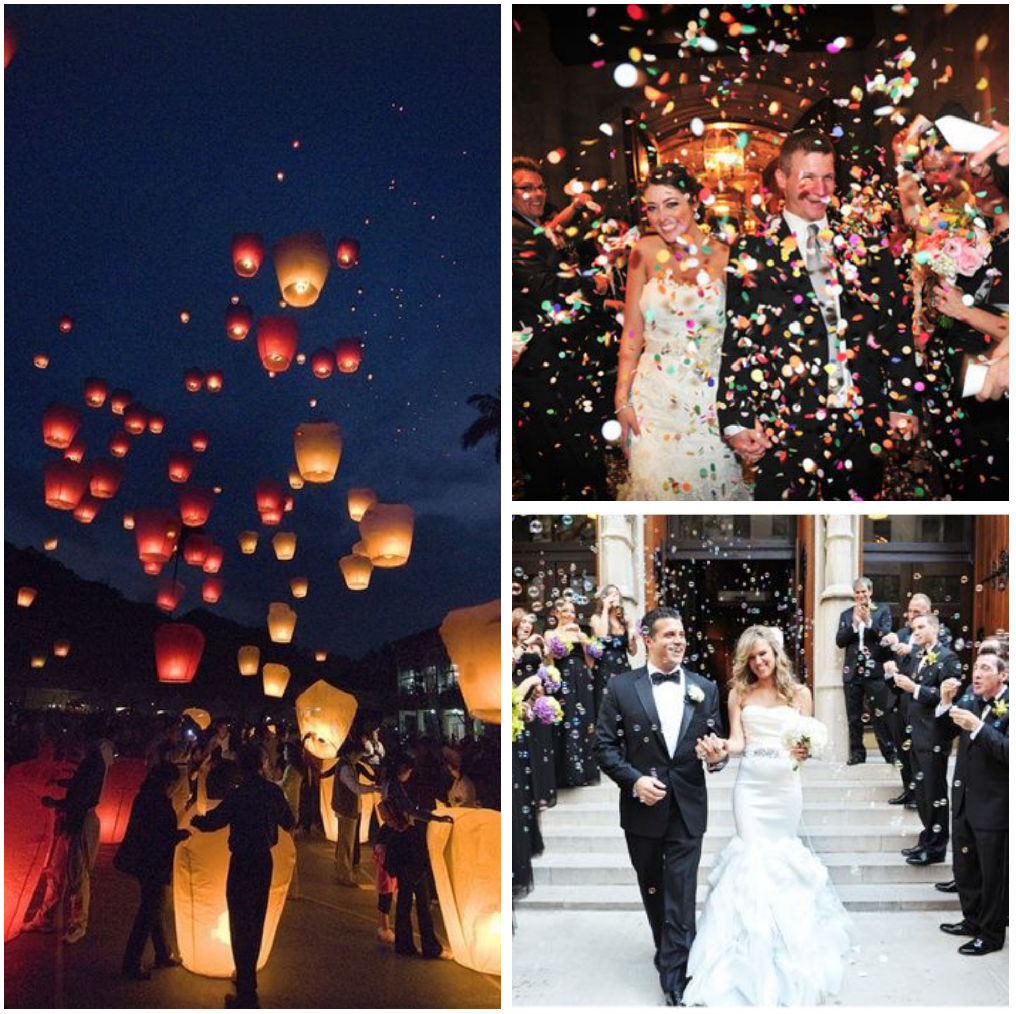 Non-Traditional Wedding Ideas To Make Your Wedding Stand Out