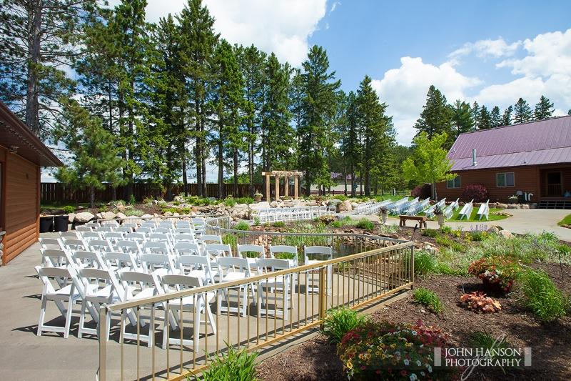 pine peaks- ceremony